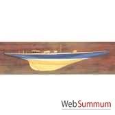 azimute demie coque voilier gdcv 04 100cm
