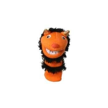Marionnette chaussette à doigts mini pumpkin -PC007107 The Puppet Company