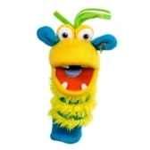 marionnette chaussette a doigts mini ringo pc007106 the puppet company