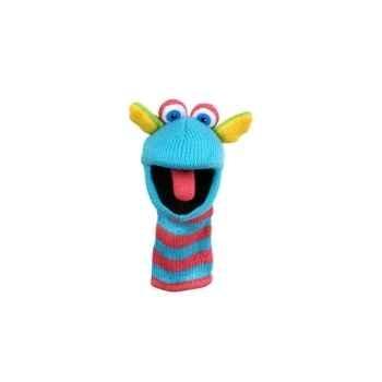 Marionnette chaussette à doigts mini scorch -PC007101 The Puppet Company