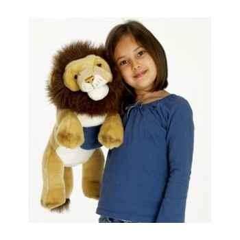 Grande peluche marionnette lion -PC007305 The Puppet Company