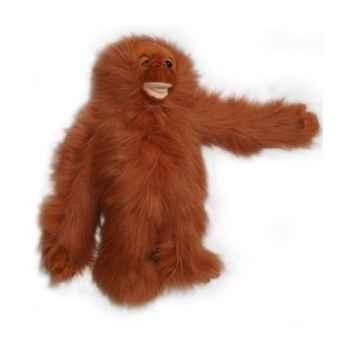 Grande peluche marionnette orang-outan (bébé) -PC007302 The Puppet Company