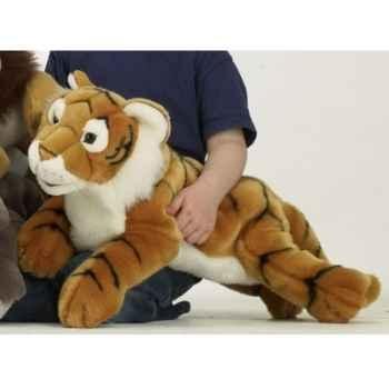 Grande peluche marionnette tigre -PC007306 The Puppet Company