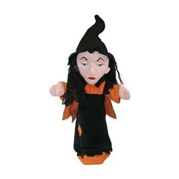 Marionnette personnage sorcière -PC008408 The Puppet Company