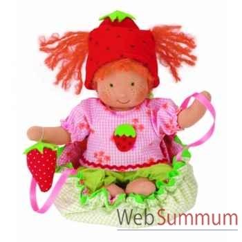 Poupée waldorf bébé strawberry-38843 Käthe Kruse