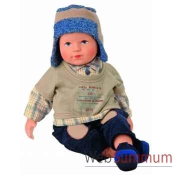 Poupée bambina leon-48909 Käthe Kruse