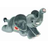 peluche hermann teddy elephant couche 40 cm 90741 1