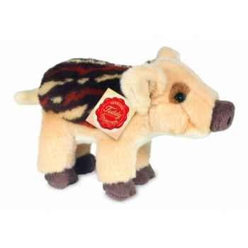 Peluche hermann teddy marcassin 18 cm -90830 2