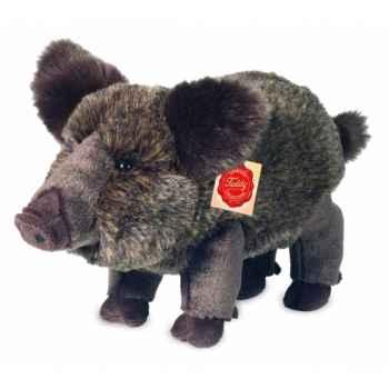 Peluche hermann teddy sanglier 30 cm -90831 9