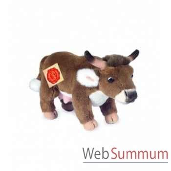 Peluche hermann teddy vache debout 22 cm -91723 6