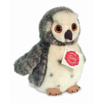 Peluche hermann teddy chouette 16 cm -94111 8
