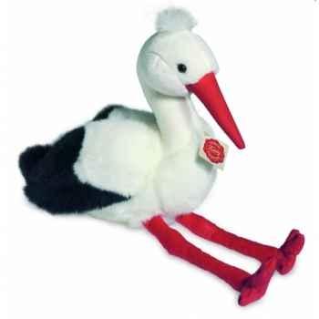 Peluche hermann teddy cigogne 32 cm -94230 6