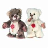 peluche hermann teddy tom pouce janina 14 cm 15076 3