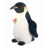 peluche hermann teddy peluche pingouin 30 cm 90032 0