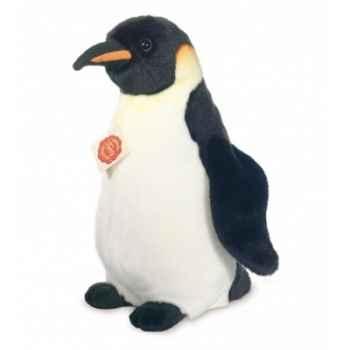 Peluche Hermann Teddy peluche pingouin 30 cm -90032 0