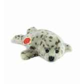 peluche hermann teddy peluche phoque gris 32 cm 90131 0
