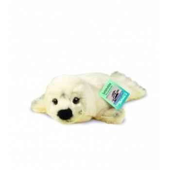 Peluche Hermann Teddy peluche phoque 33 cm -90134 1
