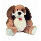 peluche hermann teddy peluche chien souple assis 39 cm 90576 9