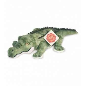 Peluche Hermann Teddy peluche crocodile 33 cm -90584 4