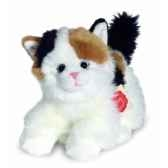 peluche hermann teddy peluche chat assis 23 cm 90668 1