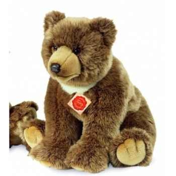 Peluche Hermann Teddy peluche ours assis 50 cm -91034 3