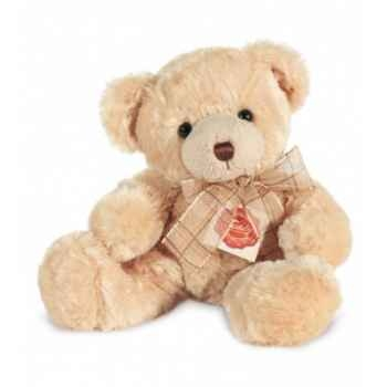 Peluche Hermann Teddy peluche ours teddy miel 26 cm -91114 2
