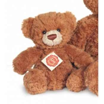 Peluche Hermann Teddy peluche ours teddy brun 22 cm -91152 4