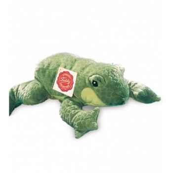 Peluche Hermann Teddy peluche grenouille 33 cm -92024 3