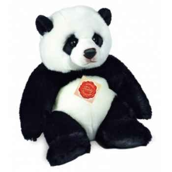 Peluche Hermann Teddy peluche panda assis 24 cm -92425 8