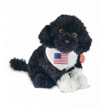 Peluche Hermann Teddy peluche chien d\'eau portugais 29 cm -92744 0