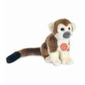 peluche hermann teddy peluche singe brun 17 cm 92916 1