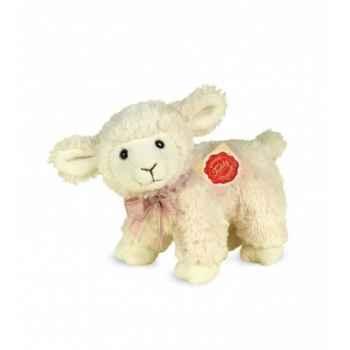 Peluche Hermann Teddy peluche agneau debout 20 cm -93421 9