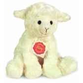 peluche hermann teddy peluche agneau souple 18 cm 93423 3