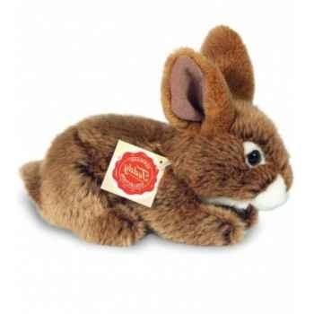 Peluche Hermann Teddy peluche lapin assis brun 19 cm -93709 8
