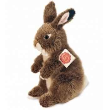 Peluche Hermann Teddy peluche lièvre brun 20 cm -93746 3