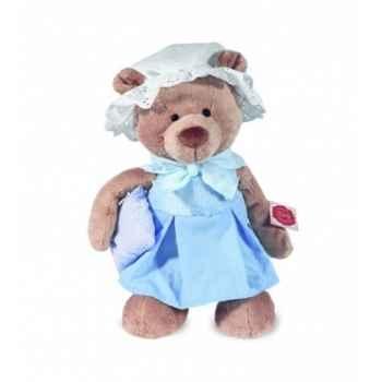 Peluche Hermann Teddy peluche dame hiver 30 cm -94630 4