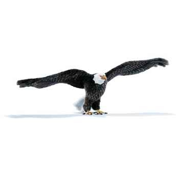 Anima - Peluche aigle americain 75 cm -3834