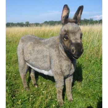 Anima - Peluche âne debout 110 cm -3808