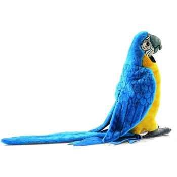 Anima - Peluche ara bleu 31 cm -3068
