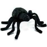 anima peluche araignee noire 15 cm 4729