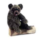 anima peluche bebe grizzly joueur 40 cm 4763