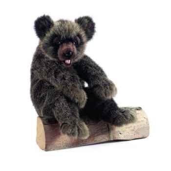 Anima - Peluche bébé grizzly joueur 40 cm -4763