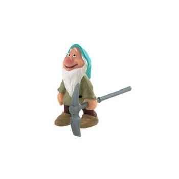 Figurine bullyland nain dormeur -b12477