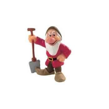 Figurine bullyland nain grincheux -b12478