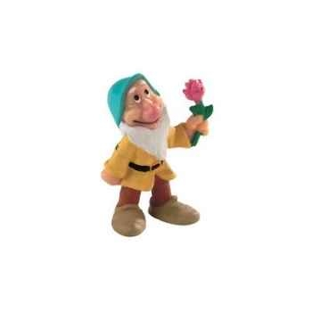 Figurine bullyland nain timide -b12480