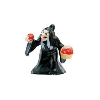 Figurine bullyland sorcière -b12485