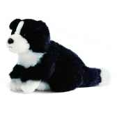 anima peluche border colley 25 cm 1613