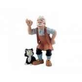 figurine bullyland gepetto b12398