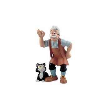 Figurine bullyland gepetto -b12398
