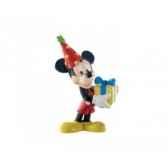 figurine bullyland mickey anniversaire b15338